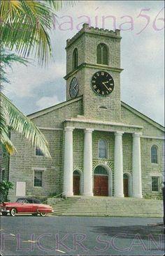 Kawaiahao Church Honolulu