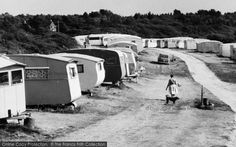 Milford On Sea Breeze Caravan Park From Francis Frith
