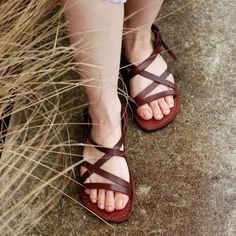 fd3c886d0 Holysouq - handmade leather sandals for women and men