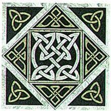 Forres Knot, Celtic Block Patterns by Celtic Crossworks