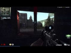 Contract Wars - Raw Gameplay 3 - Contract Wars (CW) is a Free to play FPS (First Person Shooter) MMO Game featuring, some RPG elements