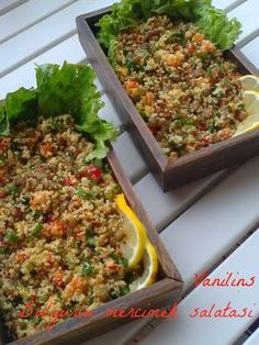 Bu ara salata tariflerinden gidiyoruz.Bugün yine besleyici ve lezzetli bir salata tarifimiz var.T...