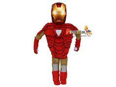 Iron Man, Deadpool, Superhero, Character, Iron Men, Lettering