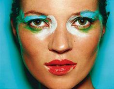 Portrait | Mario Testino Kate Moss #Photographer #MarioTestino #KateMoss