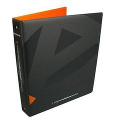 Custom Ring Binder Folder Design, Ring Binder
