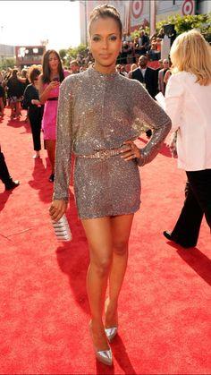 Sexy & stylish as ever - Kerry Washington