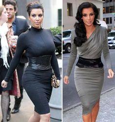 Atkins Diet Helped Kim Kardashian To Lose Weight