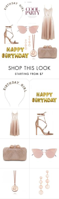 """""""TODAY IS MY BIRTHDAY"""" by newsquad ❤ liked on Polyvore featuring Charlotte Russe, Warehouse, La Regale, So.Ya and Rebecca Minkoff"""