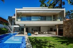 MG Residence by Reinach Mendonça Arquitetos Associados | HomeDSGN, a daily source for inspiration and fresh ideas on interior design and hom...