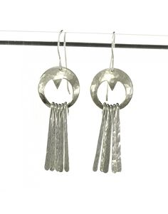 Sterling Silver Peacock Fair Trade Earrings made by women freed from sex trafficking in india- support Made By Survivors and help provide women with a means of empowerment. Check out madebysurvivors.com for more beautiful jewelry pieces with a cause #fairtrade #jewelry #womenempowerment