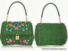 crochet purse http://loucaporartes-bolsas.blogspot.ca/