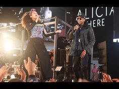 Alicia Keys & Jay Z - Empire State of Mind LIVE (HERE in Times Square) H...