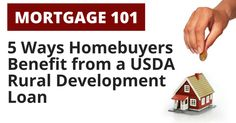 Mortgage 101: Five Ways Homebuyers Benefit from a USDA Rural Development Loan