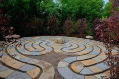 View photos and videos of the True Nature Healing Arts Peace Garden―a serene oasis in Carbondale, CO with a reflexology path, labyrinth, and outdoor patio.