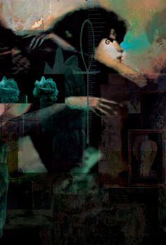 Death by Dave McKean