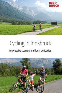 Cycling in Innsbruck