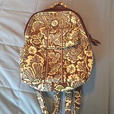 Vera Bradley Ultimate Backpack Good condition, used 3-5 times. Vera Bradley Bags Backpacks