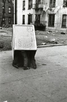 Helen Levitt New York City 1940