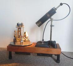 L&O 02a: twin vertical steam machine