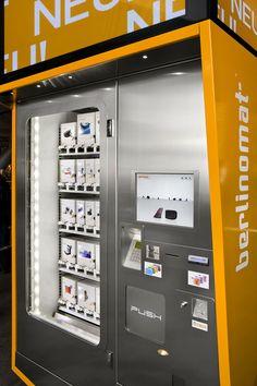 vending machine designs - Google Search