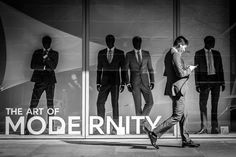 https://flic.kr/p/Fcz6e6 | Model:Man:Model | Just one of my shop front juxta's  M&S in Manchester.....