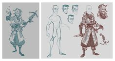 Character Design and Anatomy books with artists from Disney, Pixar, DreamWorks, Marvel and DC.