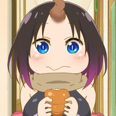 kobayashi-san chi no maid dragon, Elma