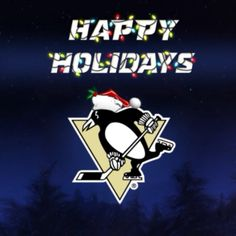 Pittsburgh Penguins holiday video. It's the gift that keeps on giving throughout the entire year. Link to full length video in bio.