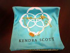 Love my new Kendra Scott necklace!!