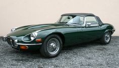 1970 Jaguar EType Series II | Cartube.jp