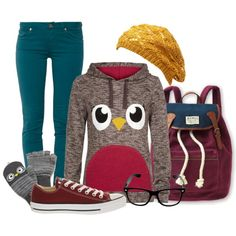 polyvore owl converse | owl time created by boomerwashere two months ago 224 views 6 likes