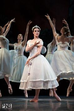 Lindsi Dec as Myrtha in Giselle - Photo (c) Angela Sterling Photography