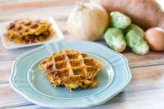 Sweet Potato Waffle Hash Browns Recipe on Food52 recipe on Food52