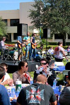 #band #music #party #lynnuniversity #lynning