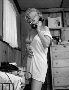 "Marilyn Monroe Saatchi Art Artist Jeffrey Yarber; Photography, ""It's Your Wife"" #art"