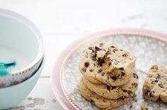 Gluten-Free Chewy Chocolate Chip Cookies Recipes. #Recipes