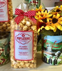 Made in BaltCo: Popsations Gourmet Popcorn