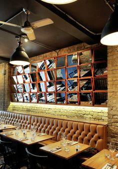 Master & Servant Restaurant in London