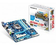 GIGABYTE B75M-D3P: B75 Express Chipset