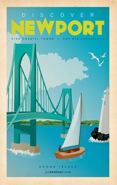 Newport has an awesome Visitor's Center.  Check it out and get great ideas for fun in Newport!