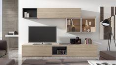Salon - Living room Catálogo Cubika 2015 www.exojo.com #salones #livingroom