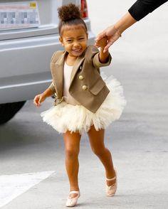 Kim Kardashian's Beautiful Ballerina - http://site.celebritybabyscoop.com/cbs/2015/10/29/kardashians-beautiful-ballerina #Ballerina, #Dance, #Dancer, #KanyeWest, #KeepingupwiththeKardashians, #KimKardashian, #KUWTK, #NorthWest, #TinyDancer, #Tutu