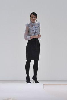 Valentino Spring 2009 Ready-to-Wear Fashion Show - Alessandra Facchinetti