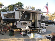 I've camped with my family and my friend, Terre, in her pop-up-camper in Gainesville, Georgia. <3 nana gloria