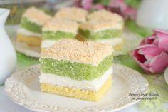 Polish Recipes, Polish Food, Love Cake, Homemade Cakes, Yummy Cakes, Biscotti, Vanilla Cake, Cake Recipes, Good Food