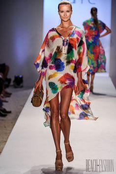Caffé Swimwear - Swimwear - 2014 collection - http://en.beach-fashion.com/fashion/swimwear/runway/caffe-swimwear-4106 - ©PixelFormula