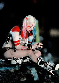Harley Quinn from Warner Bros. Pictures 'Suicide Squad'