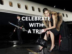 #Vegas?! #CelebrateWith Michael Kors this holiday season.