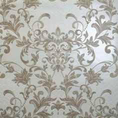 Graham & Brown Abigail Sandstone Wallpaper-20-465 - The Home Depot