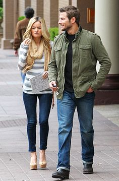 i love Emily Maynard she has great style!